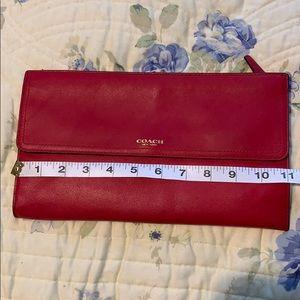 Coach Bags - Large wallet/clutch. COACH
